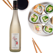 Load image into Gallery viewer, Arthur Metz Vins d'Alsace + Sushi for 2