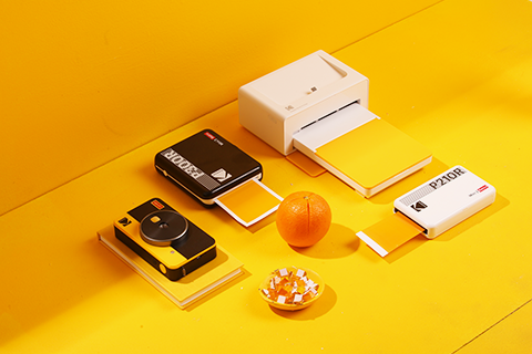 Get bright and beautiful pictures with Kodak Photo Printer