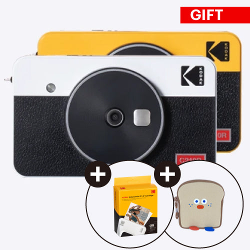 [Gift Package] Kodak Mini Shot 2 Retro 2.1x3.4