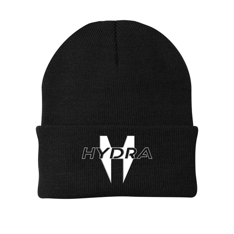HYDRA KNEEPADS BEANIE PAINTBALL BLACK