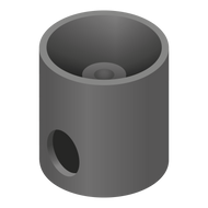 6-Way Connector