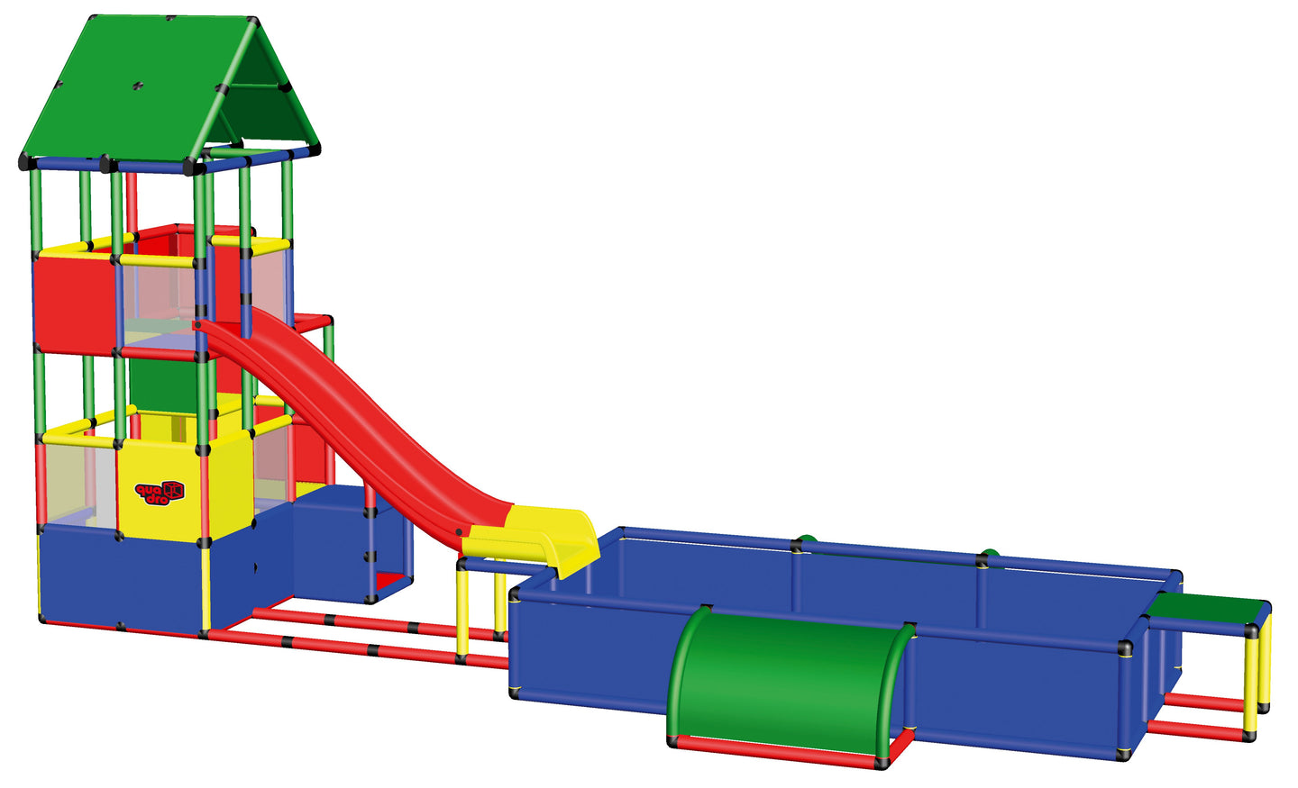 Playcenter with Pool XXL