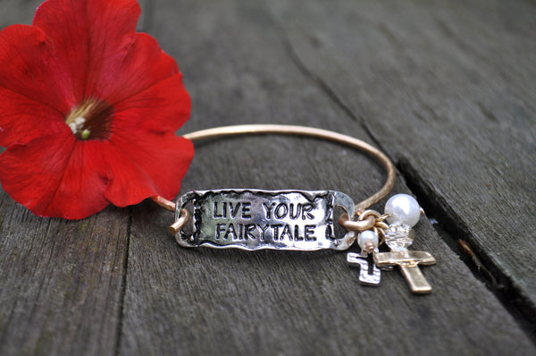 Live Your Fairytale Bracelet