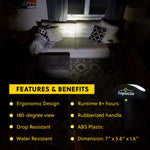 Load image into Gallery viewer, TripleLite - 180° Wide Angle Patented LED Super Bright Torch