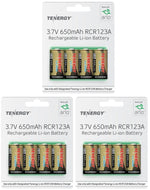 Load image into Gallery viewer, Tenergy - Arlo certified rechargeable batteries x 12