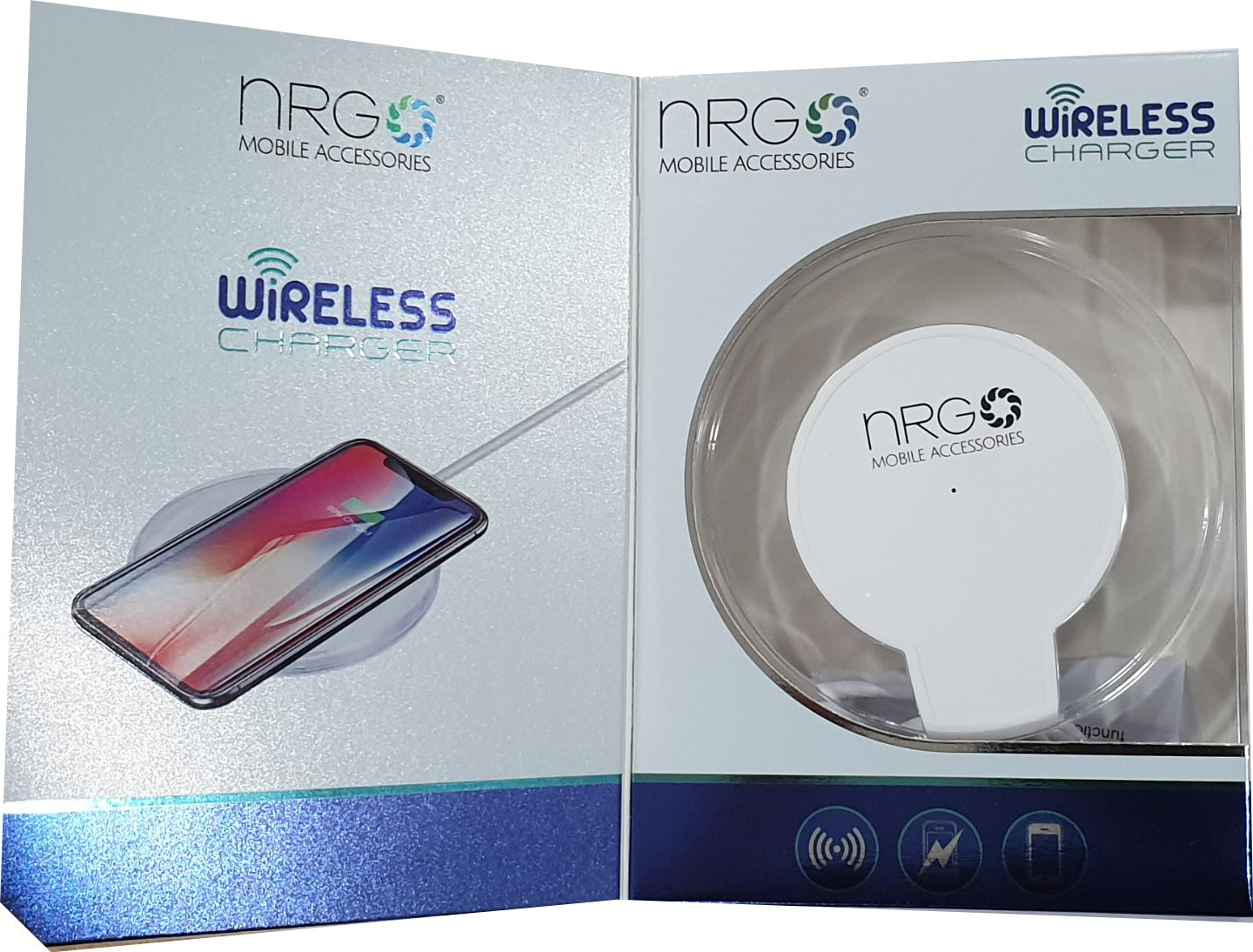 NRG Wireless Charger