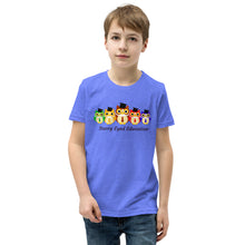Load image into Gallery viewer, Youth Short Sleeve Logo T-Shirt