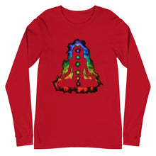Load image into Gallery viewer, Chakra Unisex Long Sleeve Tee