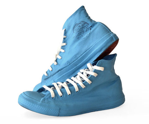 (IT) Light Blue - Converse