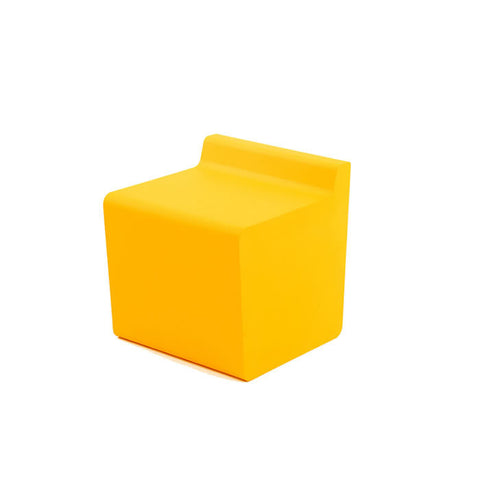 (IT) Solid pouf & table