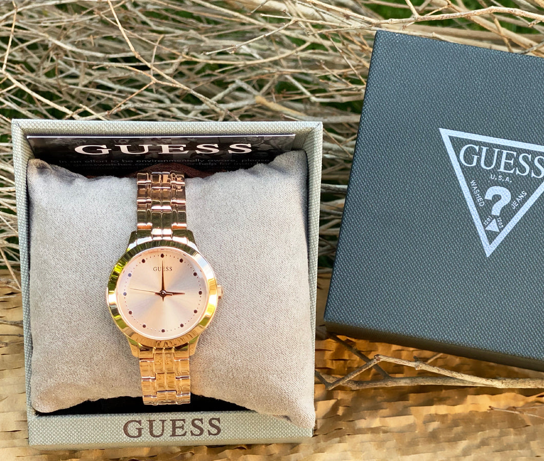 Reloj Guess Rose Gold-tone