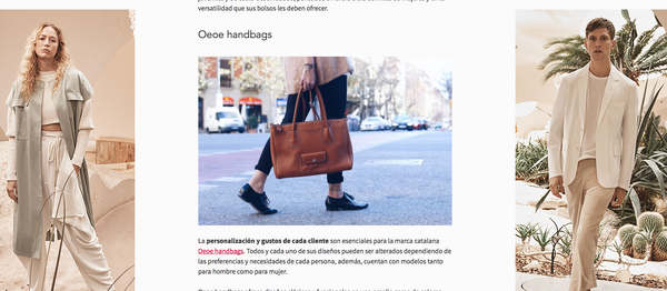 OEOE Handbags - Web Trendencias