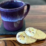 Load image into Gallery viewer, Hibiscus Shortbread Cookies