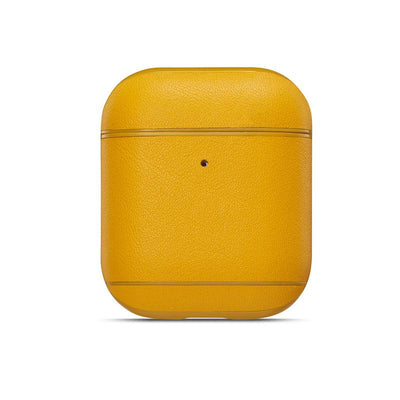 Genuine leather colourful AirPods Case Niesaner shop