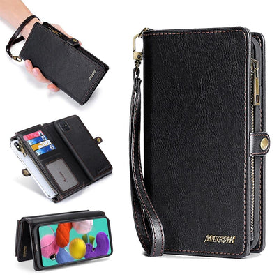 Wallet Handbag Leather Phone Case For Samsung Galaxy Niesaner