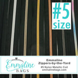 Emmaline Zippers-by-the-Yard - SIZE#5