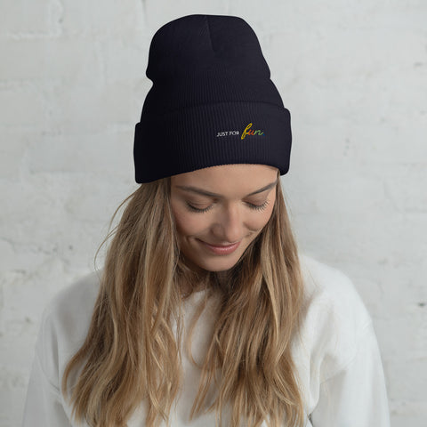Just for Fun - Cuffed Beanie