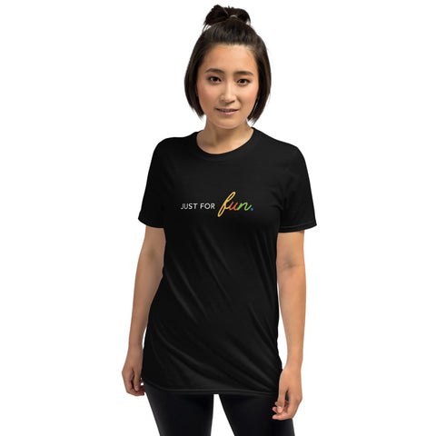 Just for Fun - Short-Sleeve Women's T-Shirt