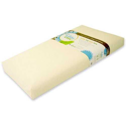 Lullaby Earth Canada - Healthy Support Crib Mattress - ella+elliot