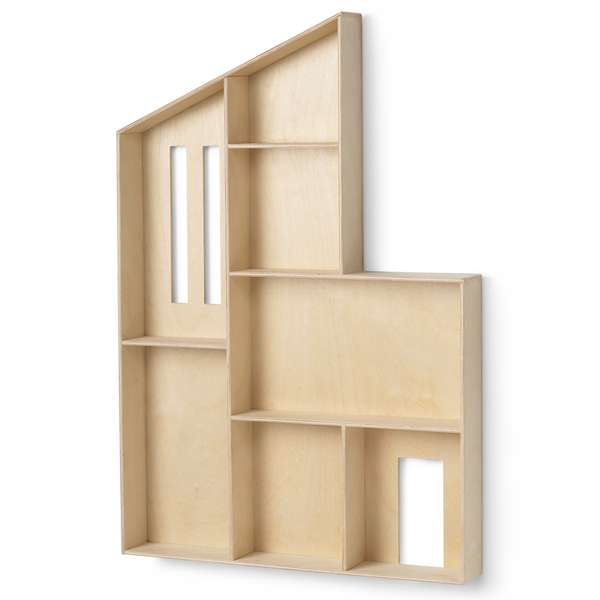 Ferm Living Canada - Miniature Funkis House Shelf - ella+elliot