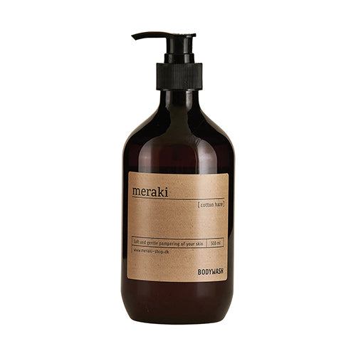 Meraki Canada - Meraki Body Wash - Cotton Haze - ella+elliot