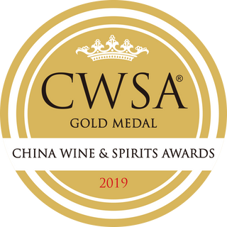 ROSHAIN GIN GEWINNER CHINA WINE & SPIRITS AWARD 2019