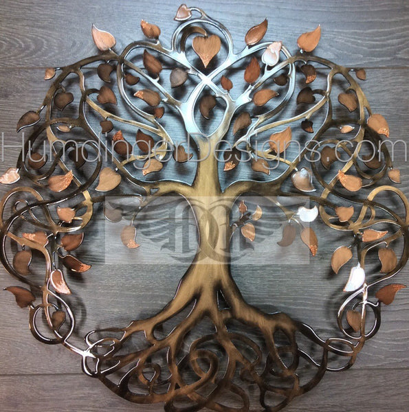 Infinity Tree - Infinity Tree (Copper Sparkle)