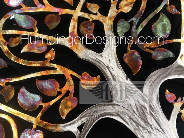Infinity Tree - Infinity Tree (Pure Copper With Simple Background)