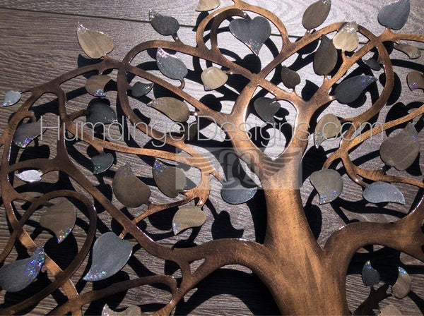 Infinity Tree - Infinity Tree (Shades Of Gray And Brown)