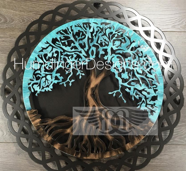 Tree Of Life - Tree Of Life (2 Piece Antique Teal)