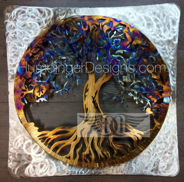 Tree Of Life - Tree Of Life 3D (Stainless Steel)