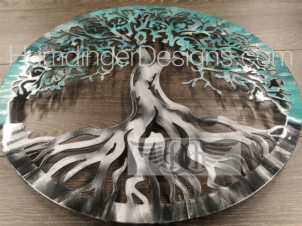 Tree Of Life - Tree Of Life (Teal Silver Sparkle)