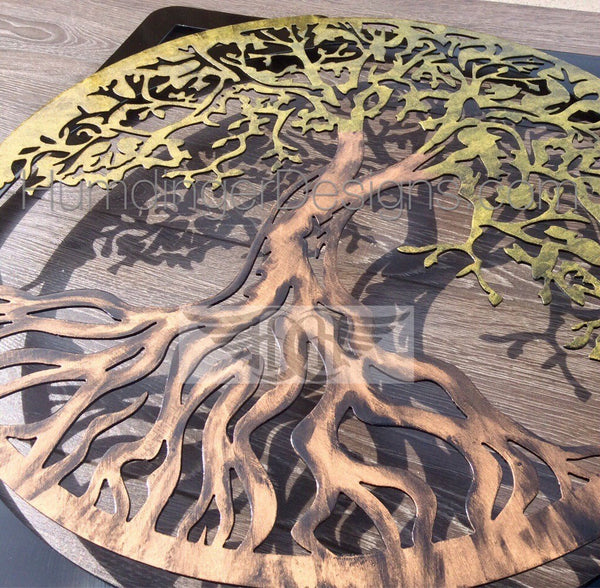 Tree - Tree Of Life 3D Traditional