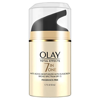 Classier: Buy Olay Olay Total Effects 7-in-1 Anti-Aging UV Moisturizer with Sunscreen SPF 15, 1.7 Fl Oz