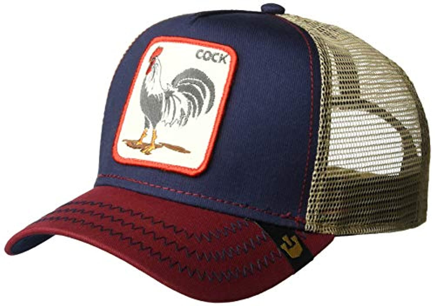 Classier: Buy Goorin Bros. Goorin Bros. Men's Animal Farm Snap Back Trucker Hat