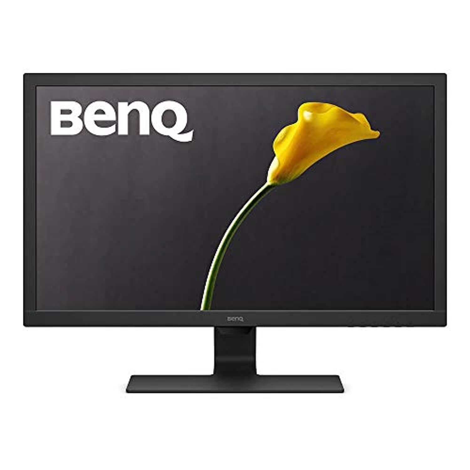 Classier: Buy BenQ BenQ 24 Inch 1080P Monitor | 75 Hz for Gaming | GL2480,Black & Logitech MK270 Wireless Keyboard and Mouse Combo - 2.4GHz Dropout-Free Connection (Frustration-Free Packaging)