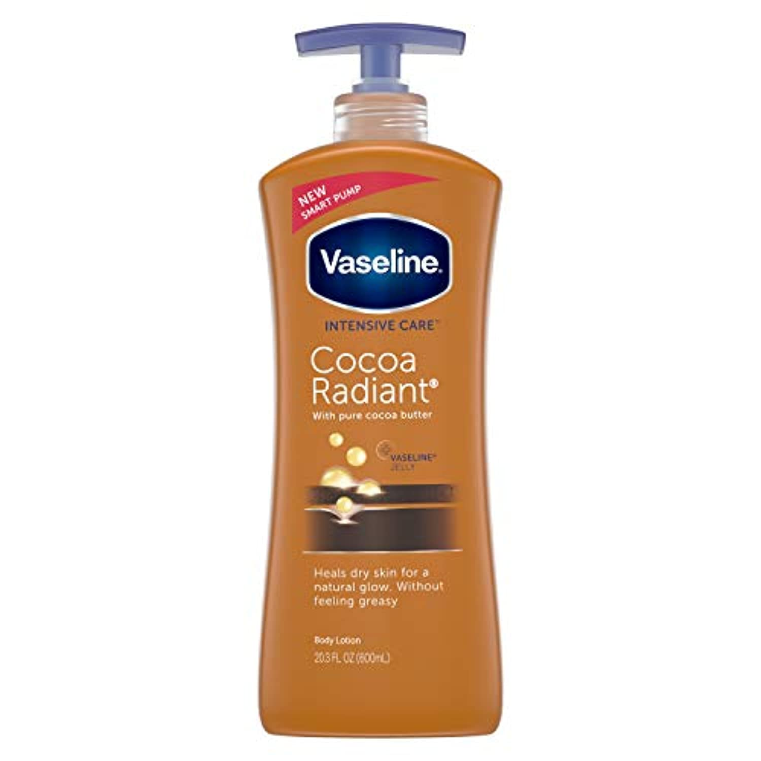 Classier: Buy Vaseline Vaseline Intensive Care hand and body lotion Cocoa Radiant 20.3 oz