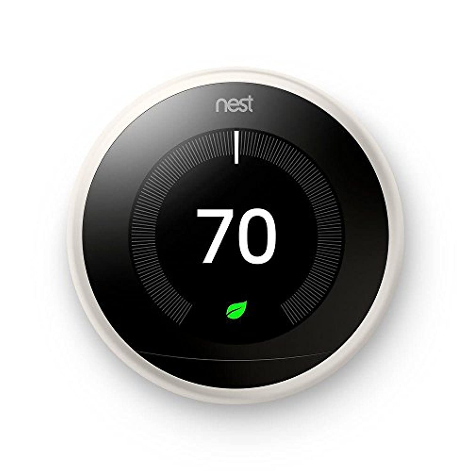Classier: Buy Google Google T3017US Nest Learning Thermostat, 3rd Generation, 1, White