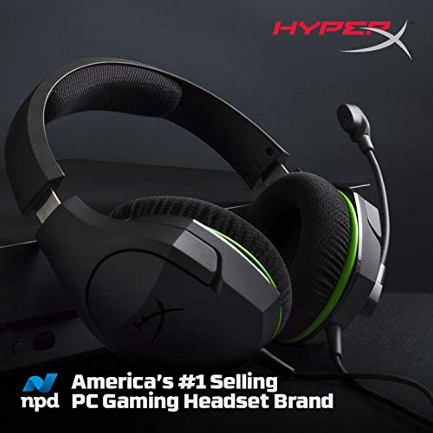 Classier: Buy HyperX HyperX CloudX Stinger Core - Official Licensed for Xbox, Gaming Headset with In-Line Audio Control, Immersive In-Game Audio, Microphone