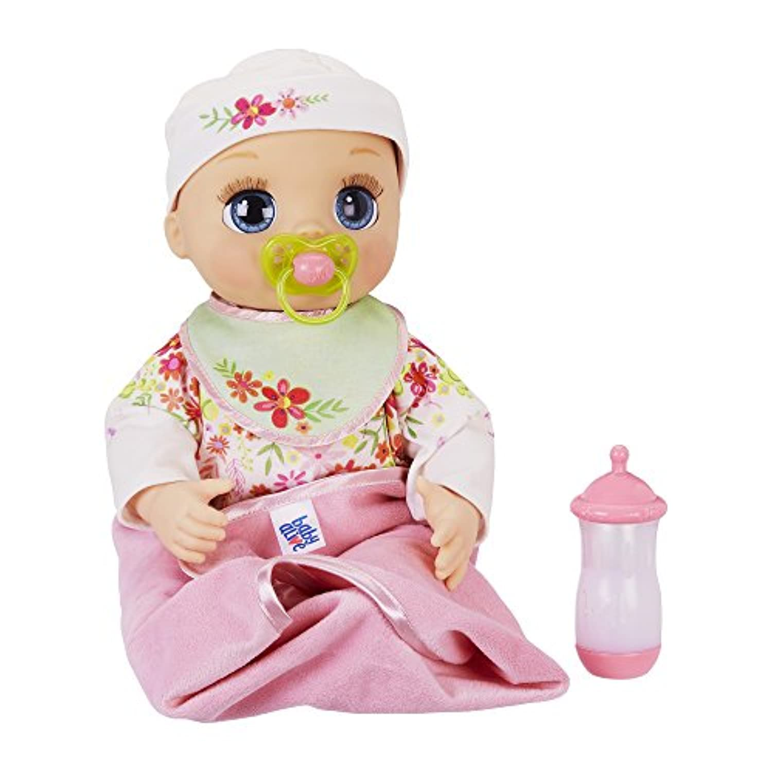 Classier: Buy Baby Alive Baby Alive Real As Can Be Baby: Realistic Blonde Baby Doll, 80+ Lifelike Expressions, Movements & Real Baby Sounds, With Doll Accessories, Toy for Girls and Boys 3 and Up