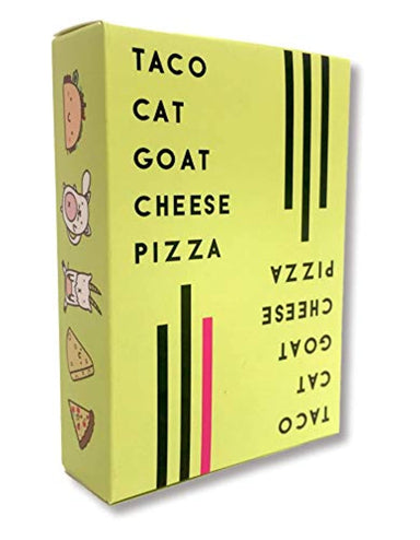 Classier: Buy Dolphin Hat Games Taco Cat Goat Cheese Pizza