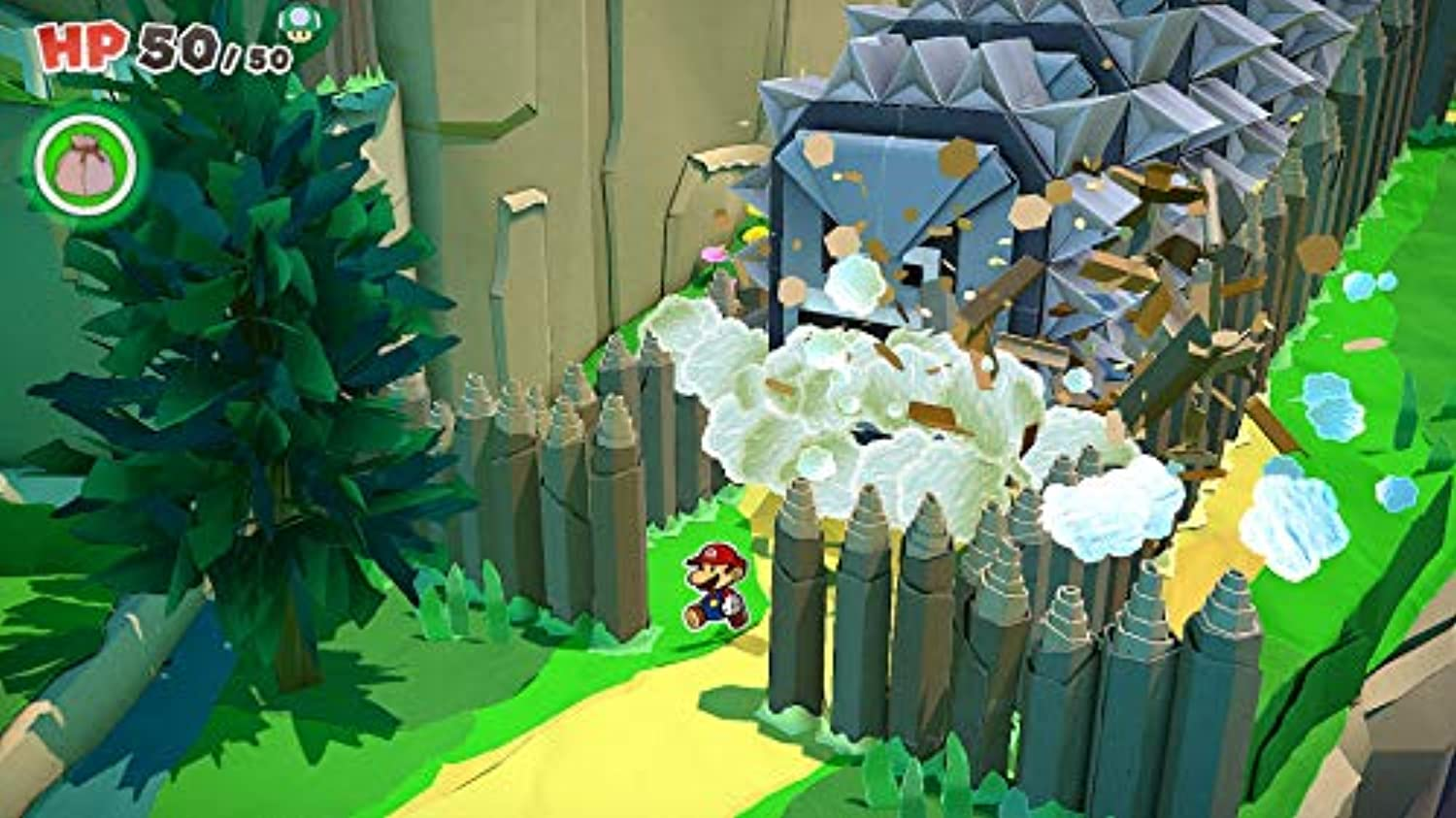 Classier: Buy Nintendo Paper Mario: The Origami King - Nintendo Switch