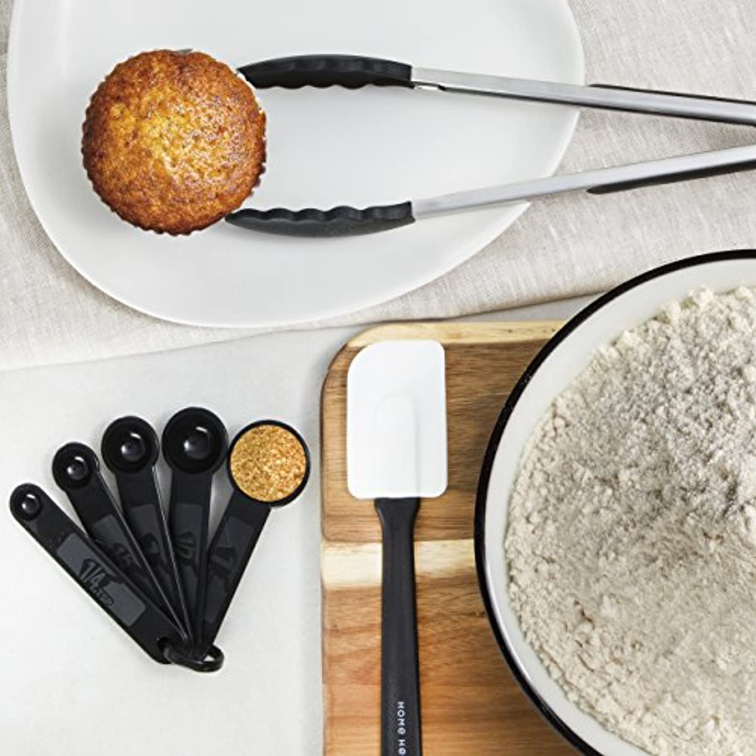 Classier: Buy Home Hero Home Hero Kitchen Utensil Set - 23 Nylon Cooking Utensils - Kitchen Utensils with Spatula - Kitchen Gadgets Cookware Set - Best Kitchen Tool Set