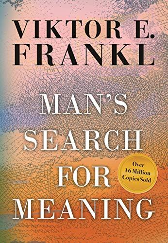 Classier: Buy Viktor E. Frankl Man's Search for Meaning, Gift Edition
