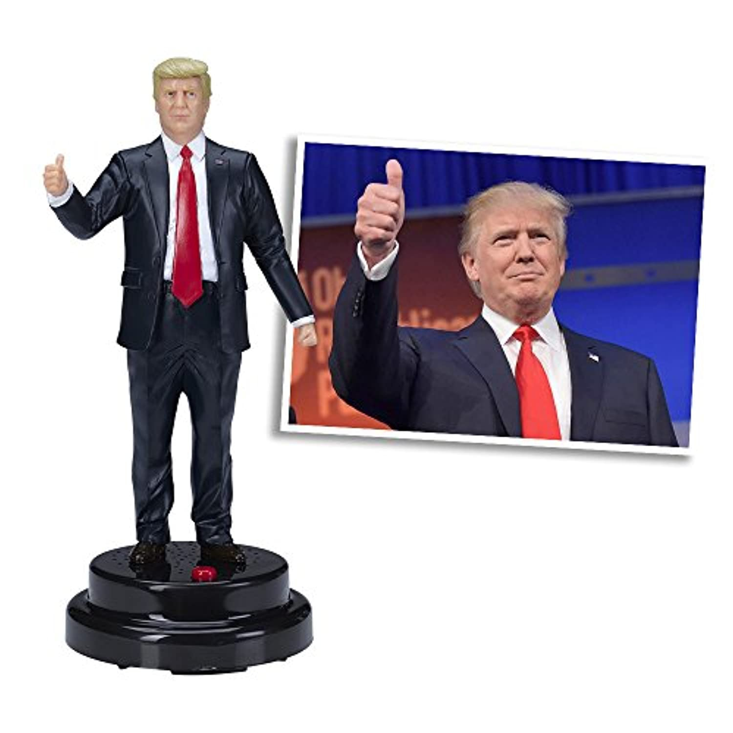 Classier: Buy Donald J. Trump Donald Trump Talking Figure, Says 17 Different Audio Lines In President Trump's Own Voice