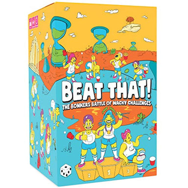 Classier: Buy Gutter Games Beat That! - The Bonkers Battle of Wacky Challenges [Family Party Game for Kids & Adults]