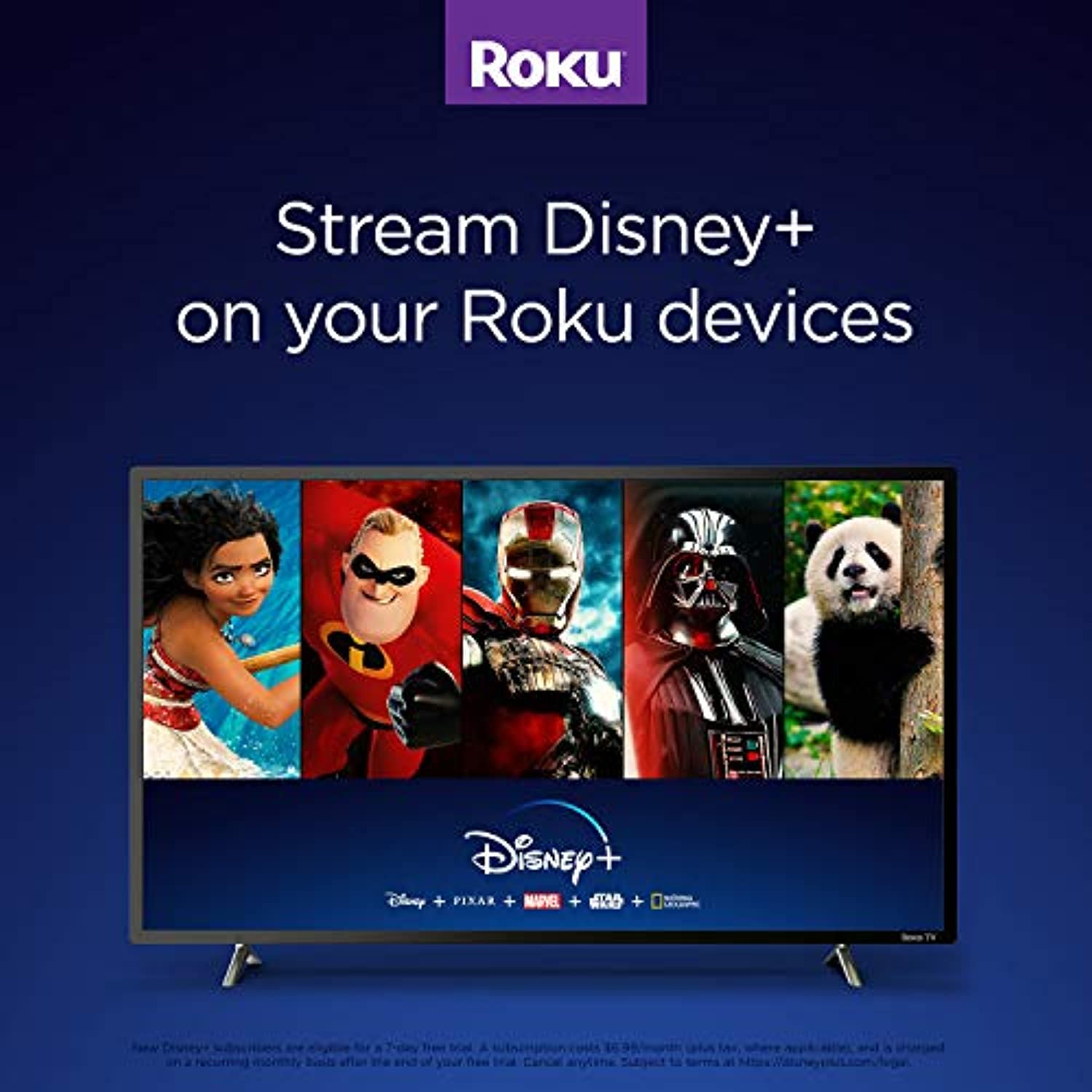 Classier: Buy Roku Roku Streaming Stick+ | HD/4K/HDR Streaming Device with Long-range Wireless and Voice Remote with TV Controls (updated for 2019)