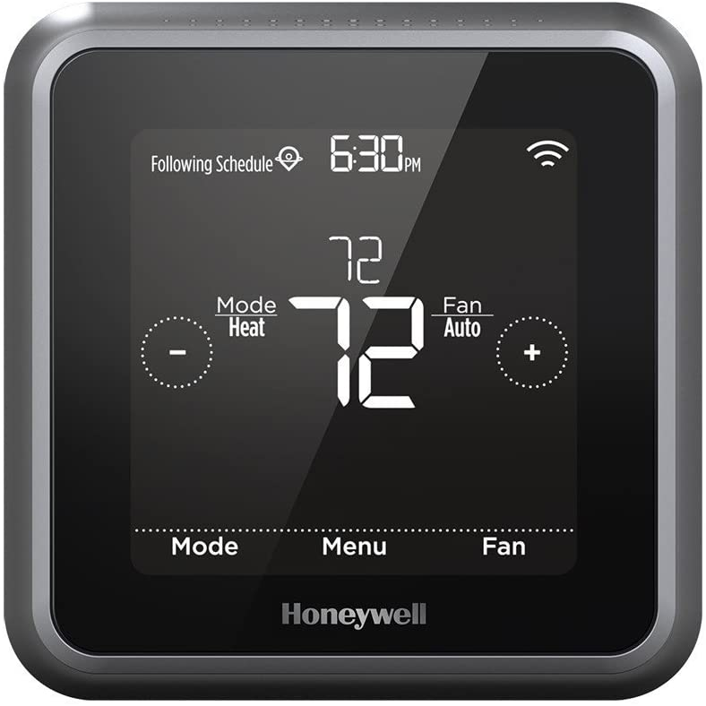 Classier: Buy Honeywell Honeywell RCHT8610WF2006 Lyric T5 Wi-Fi Smart 7 Day Programmable Touchscreen Thermostat with Geofencing, Requires C Wire, Works with Alexa