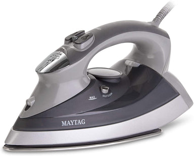 Classier: Buy Maytag Maytag M400 Speed Heat Steam Iron & Vertical Steamer with Stainless Steel Sole Plate, Self Cleaning Function + Thermostat Dial