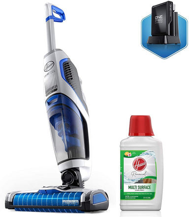 Classier: Buy Hoover Hoover ONEPWR Cordless FloorMate Jet Hard Floor Cleaner, Wet Vacuum, BH55210A, White